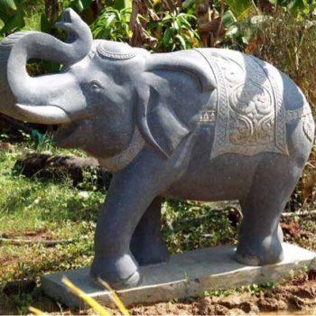 Pallava elefants